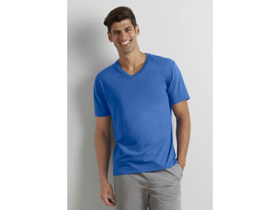 Premium cotton® adult v-neck t-shirt