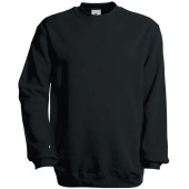 Crew neck sweatshirt set in