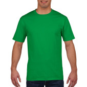 Gildan T-shirt Premium Cotton Crewneck SS for him Irish Green S