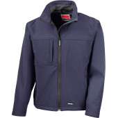 Classic softshell jacket navy 3xl