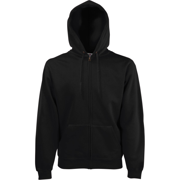 Classic hooded sweat jacket (62-062-0)