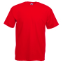Valueweight T, Red, 3XL, FOL