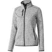 Tremblant dames gebreid jack - HEATHER GREY - L