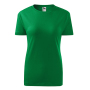 Classic New T-shirt Ladies kelly green S