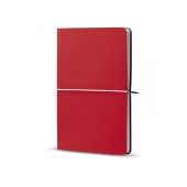 Bullet journal met softcover A5 rood