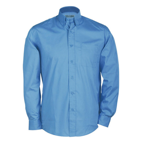 Buttondown Shirt Long
