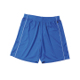 Basic Team Korte broek Junior S (110/116) Royal/White