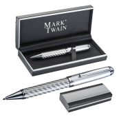 Mark Twain pen in Carbon design