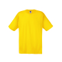 Original Full-Cut T, Yellow, XL, FOL