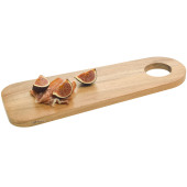 Bistro wooden serving board