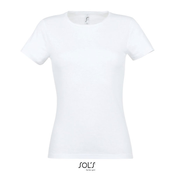 MISS - MISS-dames t-shirt-150 g