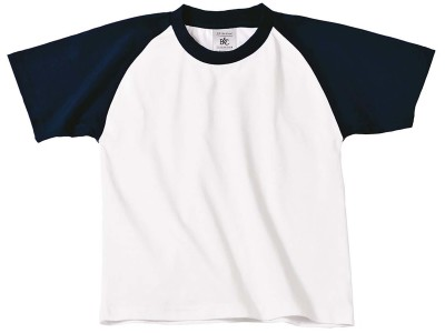 Kids' base-ball t-shirt