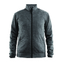Craft Leisure Jacket Men dk grey mel. xl