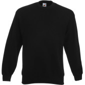 Classic set-in sweat (62-202-0) black 4xl