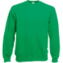 Classic raglan sweat (62-216-0) kelly green xxl