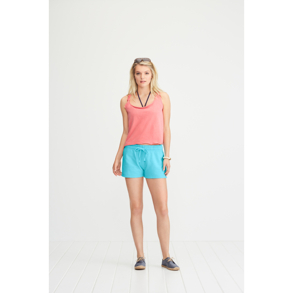 ComCol Shorts French Terry for her