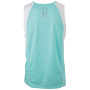 Men's Running Tank - mint/wit