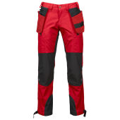 PROJOB 3520 PANTS RED C46
