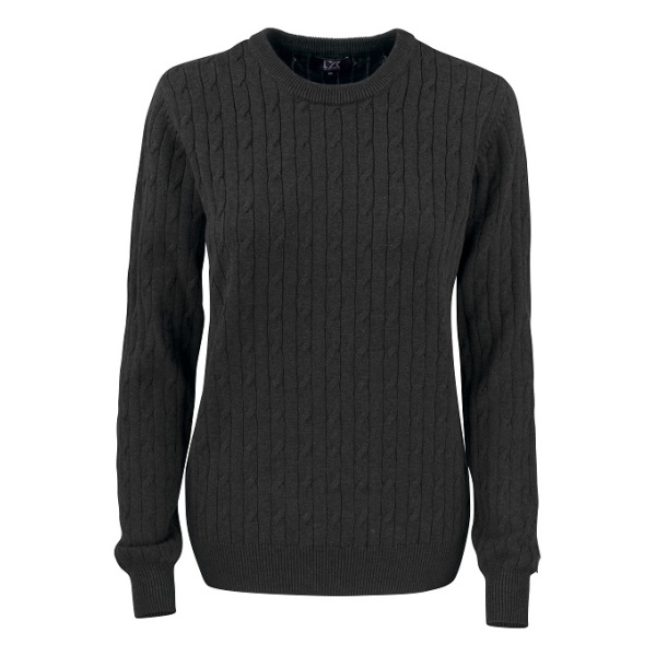 Cutter & Buck Blakely Knitted Sweater Ladies