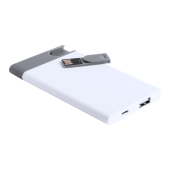 USB power bank en flits