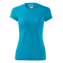 Fantasy T-shirt Ladies blue atoll 2XL