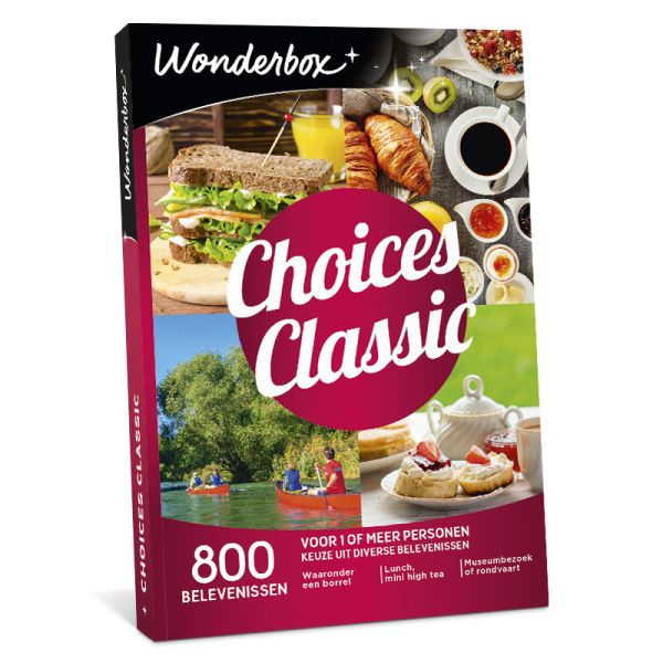 Wonderbox - Choices Classic