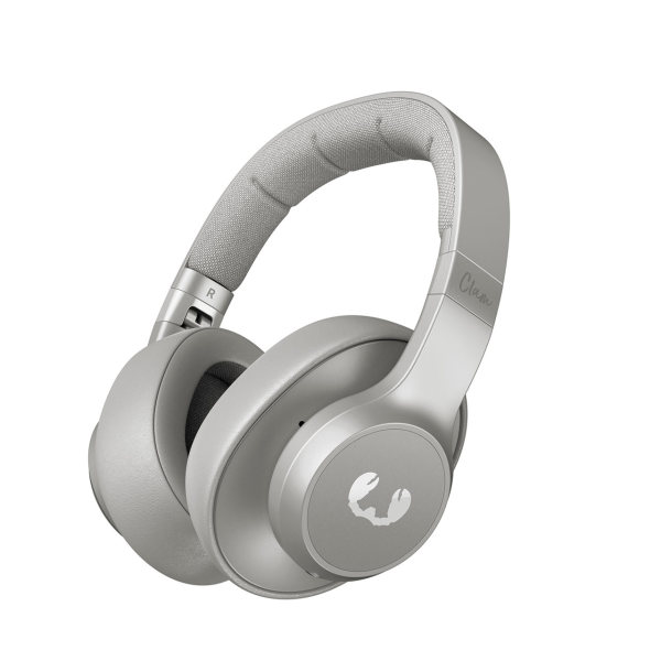 Fresh 'n Rebel Clam ANC Wireless Over-ear Headphones + active noise cancelling - ice grey