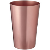 Glimmer 400 ml beker - Rose Gold