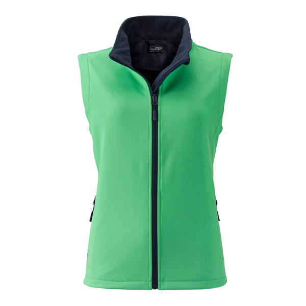 Ladies' Promo Softshell Vest
