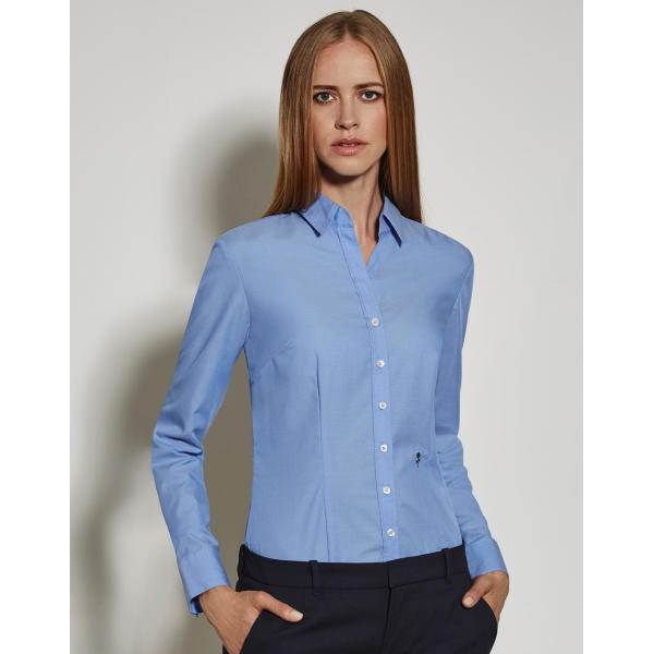 Seidensticker Ladies' Slim Fit Shirt LS