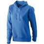 Ladies' Hooded Sweat royal