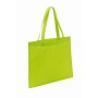 "Non-woven shopping bag""Market""lightgreen"