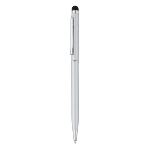 Aluminium touchscreen pen