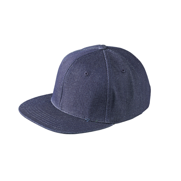 6 Panel Denim Pro Cap