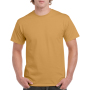 Gildan T-shirt Heavy Cotton for him old gold XL