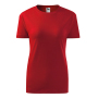 Classic New T-shirt Ladies red XL