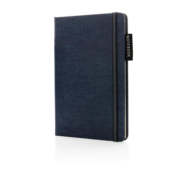 Deluxe A5 denim notitieboek