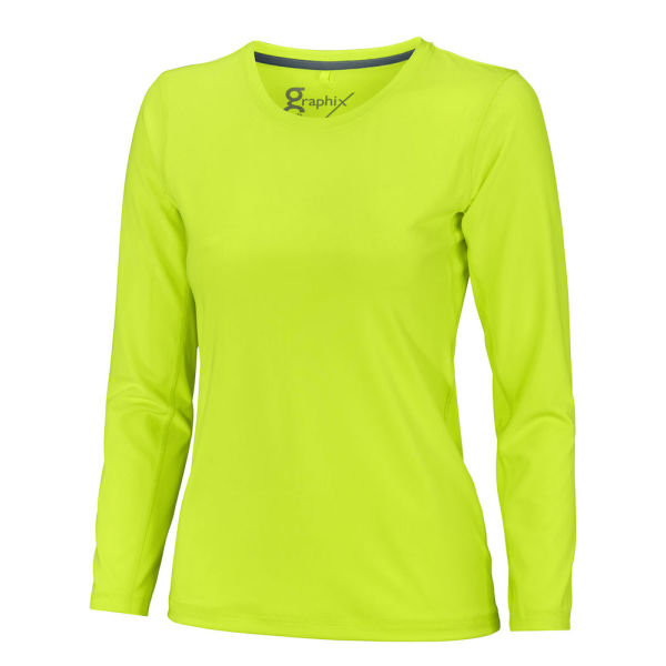 AMADORA TEE LONG SLEEVE WOMAN