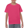 Gildan T-shirt Heavy Cotton SS for kids Heliconia S