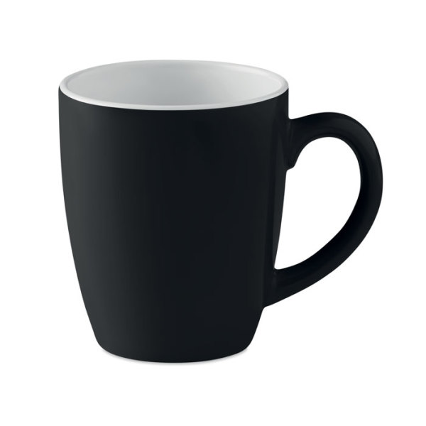 COLOUR TRENT - Ceramic coloured mug 300 ml