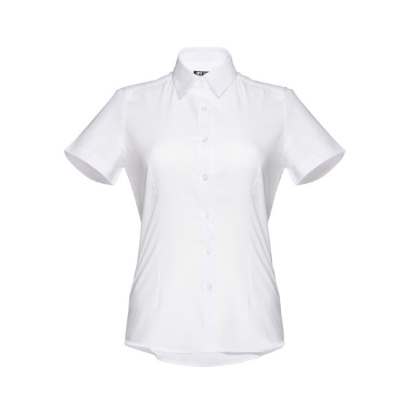 THC LONDON WOMEN WH. Women's oxford shirt