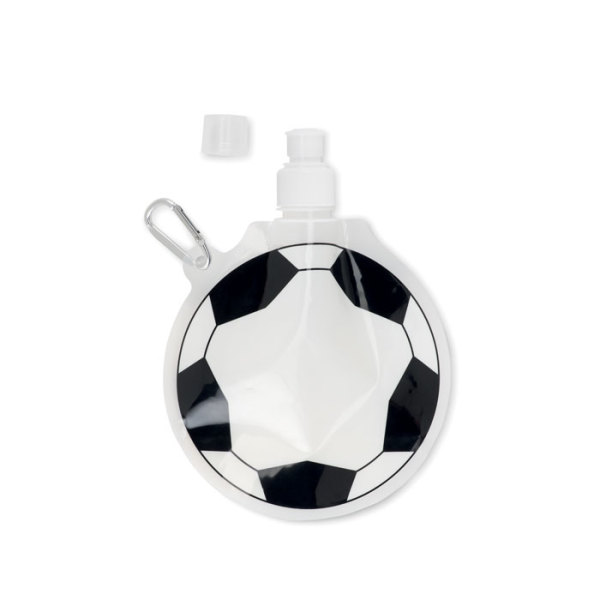 BALLY - Football shape foldable bottle