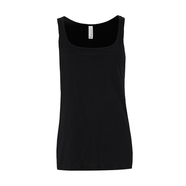 Dames Relaxed Jersey Tank