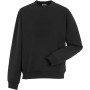 Authentic crew neck sweatshirt black xxl