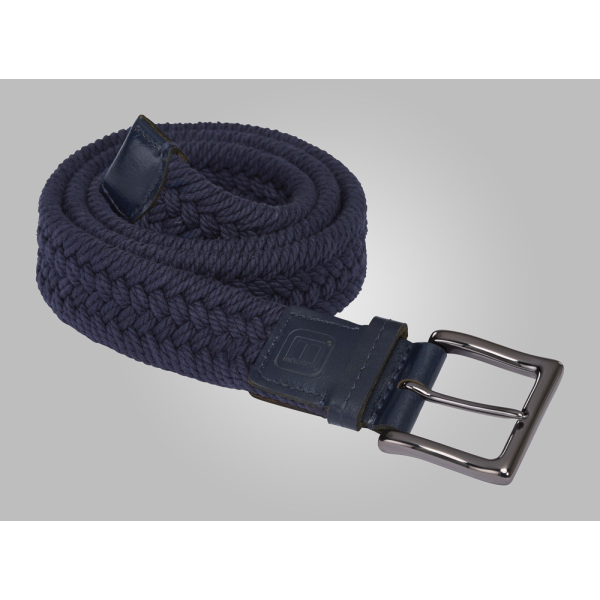 Macseis Belt Knit Blue Navy