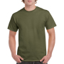 Gildan T-shirt Heavy Cotton for him military green XL