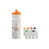 Sportbidon Basic 750ml wit