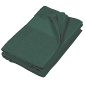 Badhanddoek forest green 'one size