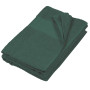 Badhanddoek forest green one size