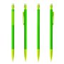 Matic ECO MP BA apple green_Trim lime green_Eraser white